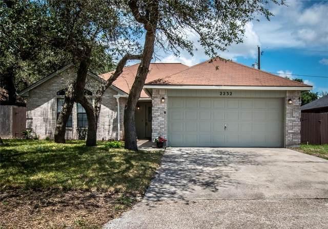 2232 Balboa Drive, Ingleside, TX 78362 (MLS #382153) :: RE/MAX Elite Corpus Christi