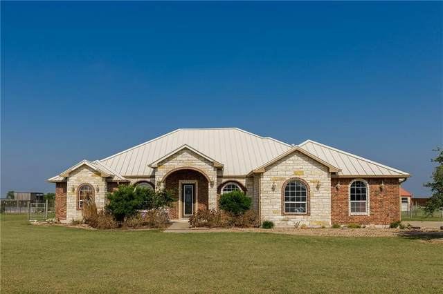 4288 River Ranch Circle, Robstown, TX 78380 (MLS #382174) :: RE/MAX Elite Corpus Christi