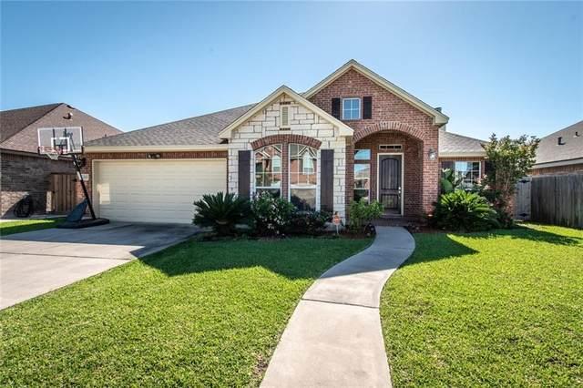 233 Palmer Drive, Portland, TX 78374 (MLS #382244) :: KM Premier Real Estate