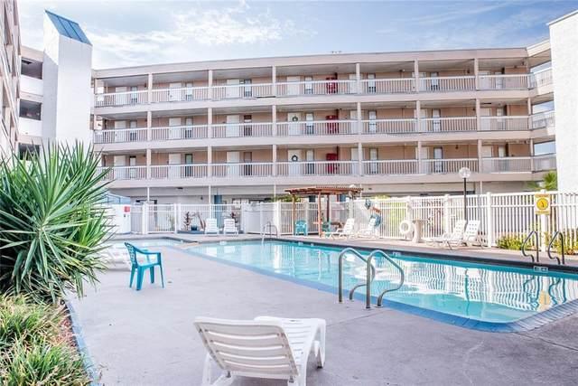3938 Surfside Boulevard #1121, Corpus Christi, TX 78402 (MLS #382263) :: KM Premier Real Estate