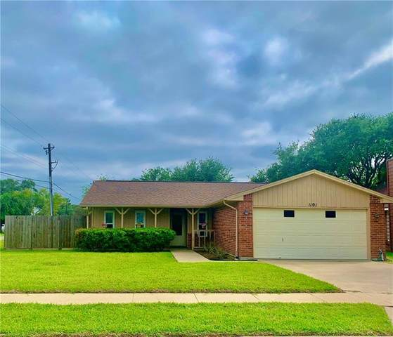 1101 Winnipeg Drive, Corpus Christi, TX 78418 (MLS #382315) :: KM Premier Real Estate