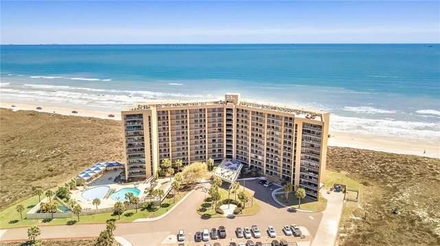 6649 Seacomber Drive #910, Port Aransas, TX 78373 (MLS #382324) :: KM Premier Real Estate