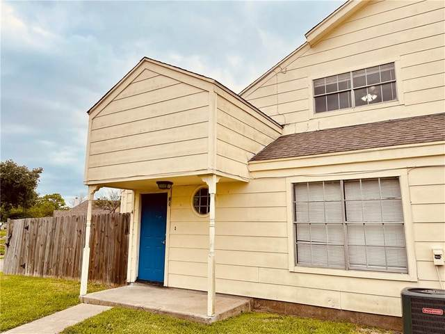 7252 The Mansions Drive N4, Corpus Christi, TX 78414 (MLS #382331) :: KM Premier Real Estate