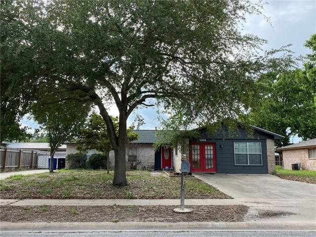 3202 Meadow Ridge Drive, Corpus Christi, TX 78418 (MLS #382335) :: KM Premier Real Estate