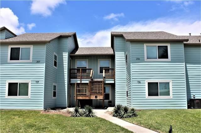 230 Cut Off, Port Aransas, TX 78373 (MLS #382336) :: KM Premier Real Estate