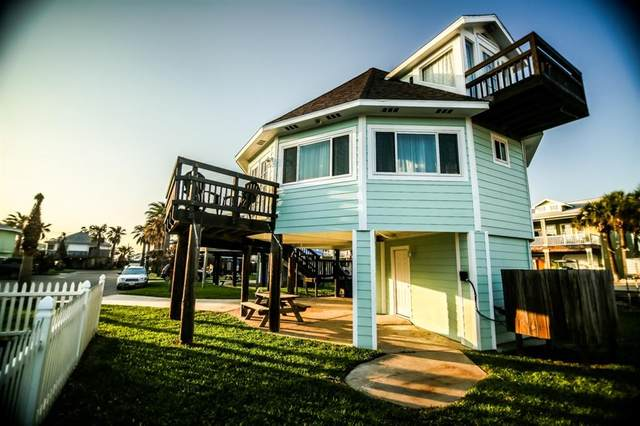 1923 S 11th Street #11, Port Aransas, TX 78373 (MLS #382357) :: KM Premier Real Estate