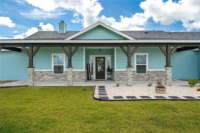 210 Duckhaven, Rockport, TX 78382 (MLS #382365) :: KM Premier Real Estate