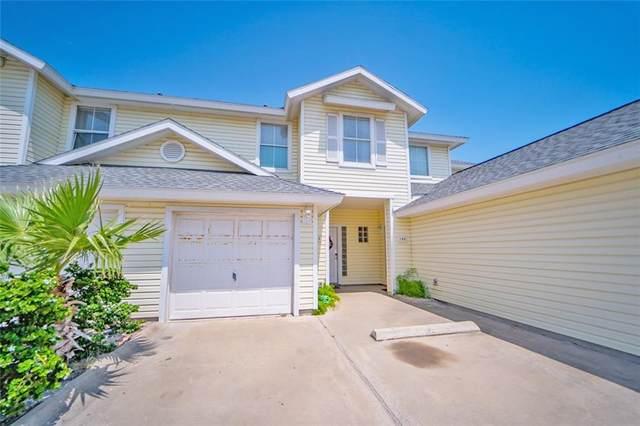 15110 Leeward Drive #103, Corpus Christi, TX 78418 (MLS #382369) :: KM Premier Real Estate