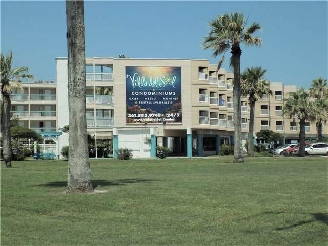 3938 Surfside Boulevard #1231, Corpus Christi, TX 78402 (MLS #382371) :: KM Premier Real Estate