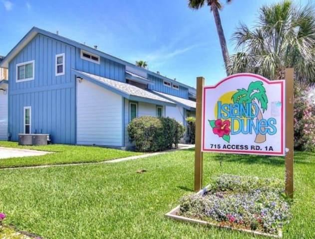 715 Beach Access Road 1A Unit #204, Port Aransas, TX 78373 (MLS #382650) :: RE/MAX Elite Corpus Christi