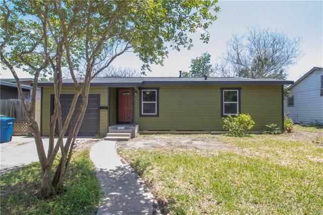 733 Sheridan Drive, Corpus Christi, TX 78412 (MLS #382658) :: South Coast Real Estate, LLC