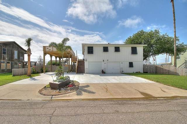 607 6th Street, Port Aransas, TX 78373 (MLS #382765) :: RE/MAX Elite Corpus Christi