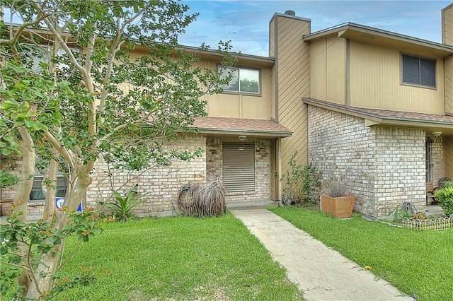 4929 Cedar Pass Drive A3, Corpus Christi, TX 78413 (MLS #382787) :: RE/MAX Elite Corpus Christi
