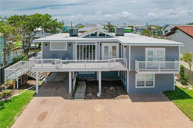 1847 Bay Shore Drive, Rockport, TX 78382 (MLS #382885) :: RE/MAX Elite Corpus Christi