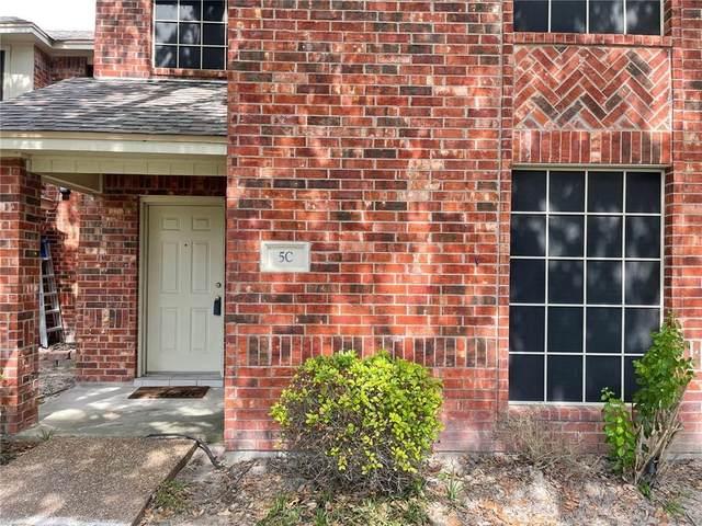 4022 Wood River 5C Drive 5C, Corpus Christi, TX 78410 (MLS #382939) :: RE/MAX Elite Corpus Christi