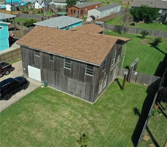 601 6th Street, Port Aransas, TX 78373 (MLS #383030) :: RE/MAX Elite Corpus Christi