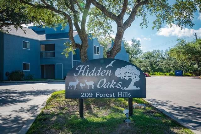 209 Forest Hills, Rockport, TX 78382 (MLS #383092) :: RE/MAX Elite Corpus Christi