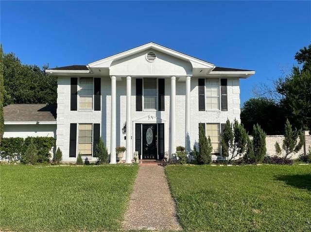 5910 Fenway Drive, Corpus Christi, TX 78413 (MLS #383097) :: KM Premier Real Estate