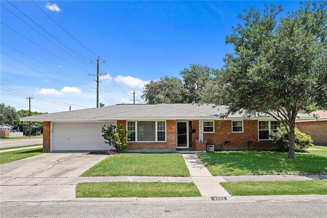 4202 Driftwood Place, Corpus Christi, TX 78411 (MLS #383102) :: RE/MAX Elite Corpus Christi