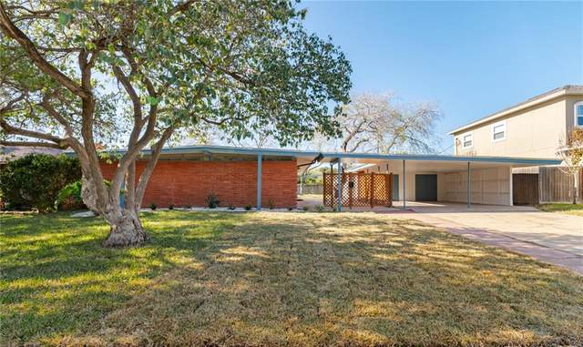 558 Parade Drive, Corpus Christi, TX 78412 (MLS #383301) :: South Coast Real Estate, LLC