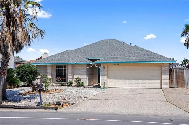 14854 Aquarius Street, Corpus Christi, TX 78418 (MLS #383305) :: RE/MAX Elite Corpus Christi