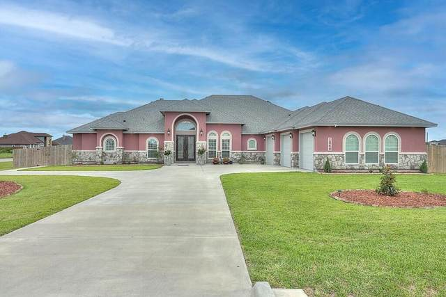 1349 Lion Heart Court, Corpus Christi, TX 78415 (MLS #383314) :: RE/MAX Elite Corpus Christi