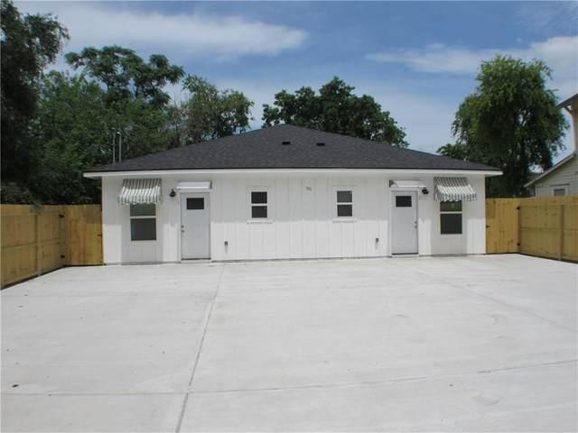 706 Fifth Street, Corpus Christi, TX 78401 (MLS #383319) :: RE/MAX Elite | The KB Team