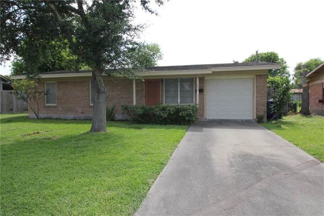 1053 Burr Drive, Corpus Christi, TX 78412 (MLS #383328) :: South Coast Real Estate, LLC