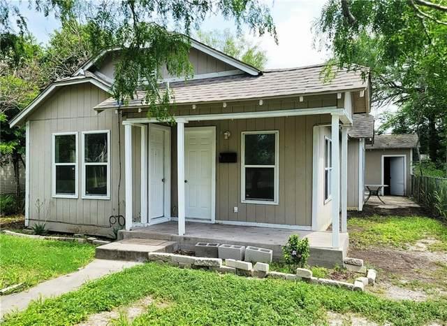 211 E 3rd Street, Bishop, TX 78343 (MLS #383355) :: KM Premier Real Estate
