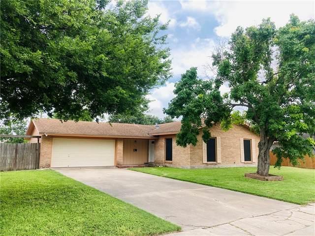 541 Greenway Drive, Corpus Christi, TX 78412 (MLS #383388) :: South Coast Real Estate, LLC