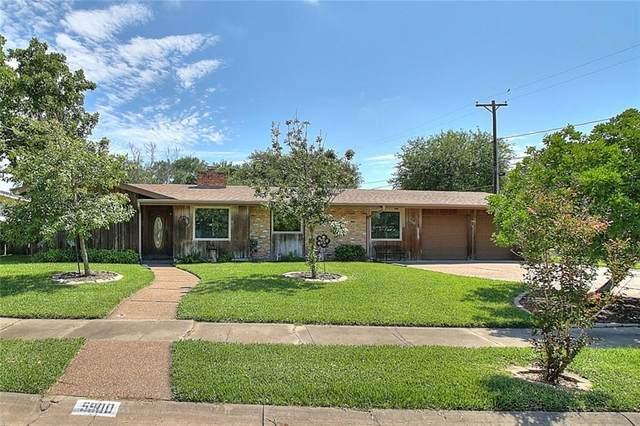 5900 Hinman Drive, Corpus Christi, TX 78412 (MLS #383398) :: South Coast Real Estate, LLC