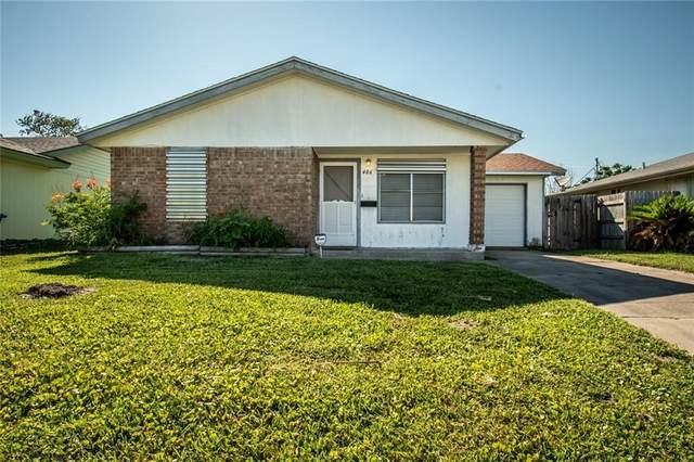 406 N Houston Street, Aransas Pass, TX 78336 (MLS #383453) :: KM Premier Real Estate