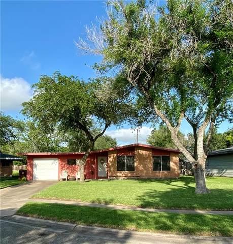 234 Otis Street, Kingsville, TX 78363 (MLS #383465) :: RE/MAX Elite Corpus Christi
