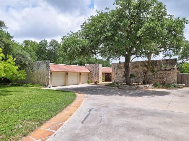 620 Johnson Avenue, Aransas Pass, TX 78336 (MLS #383467) :: RE/MAX Elite | The KB Team