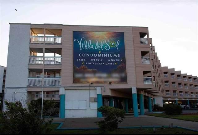 3938 Surfside Boulevard #1309, Corpus Christi, TX 78402 (MLS #383480) :: South Coast Real Estate, LLC