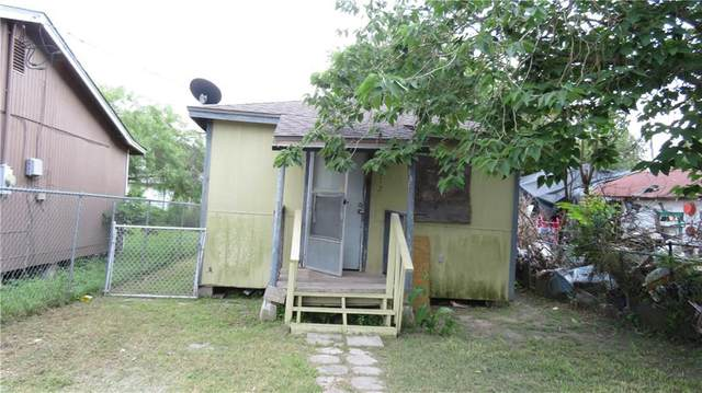512 W Avenue F, Robstown, TX 78380 (MLS #383482) :: RE/MAX Elite Corpus Christi
