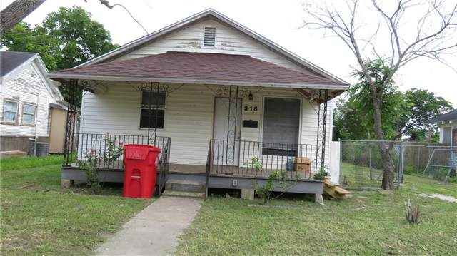 316 E Avenue G, Robstown, TX 78380 (MLS #383491) :: RE/MAX Elite Corpus Christi