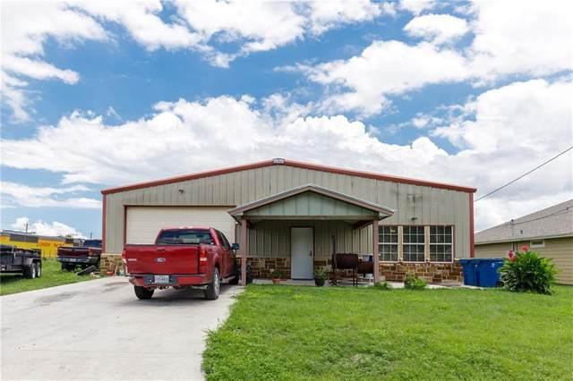 102 Third Street, Odem, TX 78370 (MLS #383492) :: RE/MAX Elite Corpus Christi