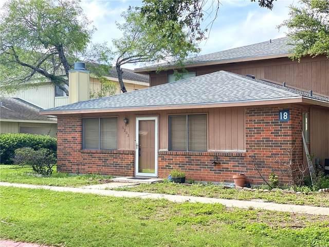 6202 Hidden Cove, Corpus Christi, TX 78412 (MLS #383493) :: South Coast Real Estate, LLC