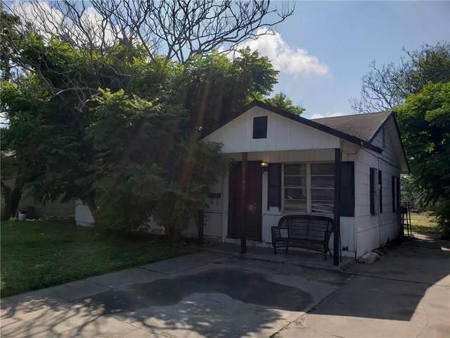 5009 Kasper Street, Corpus Christi, TX 78415 (MLS #383540) :: RE/MAX Elite Corpus Christi