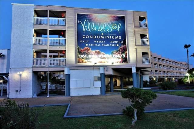 3938 Surfside Boulevard #1121, Corpus Christi, TX 78402 (MLS #383549) :: KM Premier Real Estate