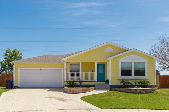 2238 Oak Crest Street, Corpus Christi, TX 78418 (MLS #383558) :: RE/MAX Elite Corpus Christi