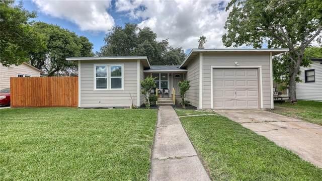 784 Collingswood Dr. Drive, Corpus Christi, TX 78412 (MLS #383567) :: South Coast Real Estate, LLC