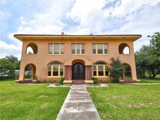 115 E Cleveland Street, Beeville, TX 78102 (MLS #383568) :: The Lugo Group