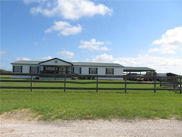 113 County Road 3101, Orange Grove, TX 78372 (MLS #383576) :: RE/MAX Elite | The KB Team