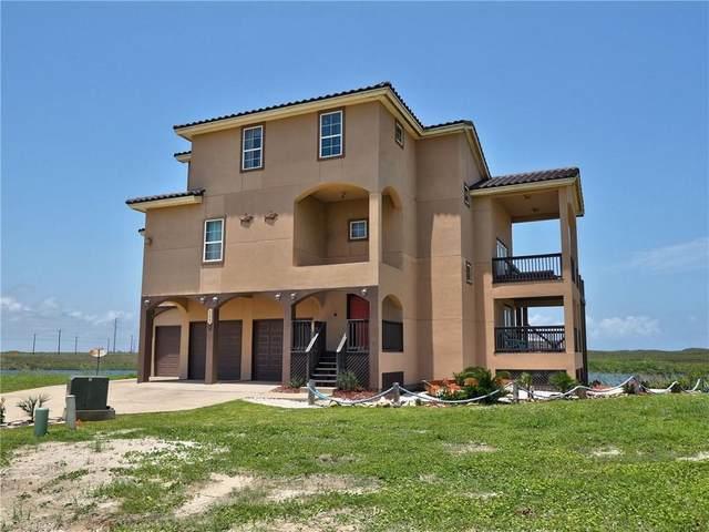 122 Villa Pamplona Drive, Port Aransas, TX 78373 (MLS #383593) :: RE/MAX Elite Corpus Christi