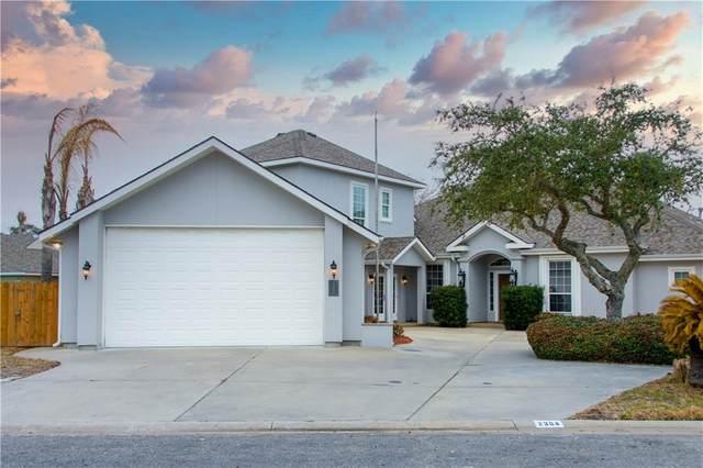 2304 Edgewater Court, Rockport, TX 78382 (MLS #383595) :: RE/MAX Elite | The KB Team