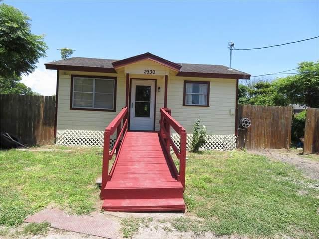 2930 E Harrington Drive, Corpus Christi, TX 78410 (MLS #383634) :: South Coast Real Estate, LLC