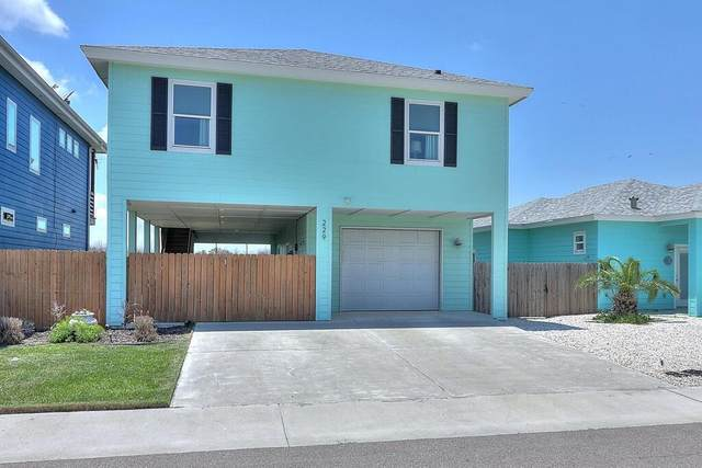 229 Port Lavaca Street, Port Aransas, TX 78373 (MLS #383645) :: RE/MAX Elite Corpus Christi