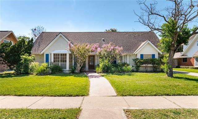522 Monette Drive, Corpus Christi, TX 78412 (MLS #383679) :: RE/MAX Elite Corpus Christi